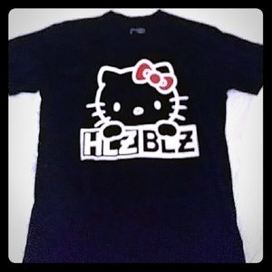 HLZ BLZ Hello Kitty collab